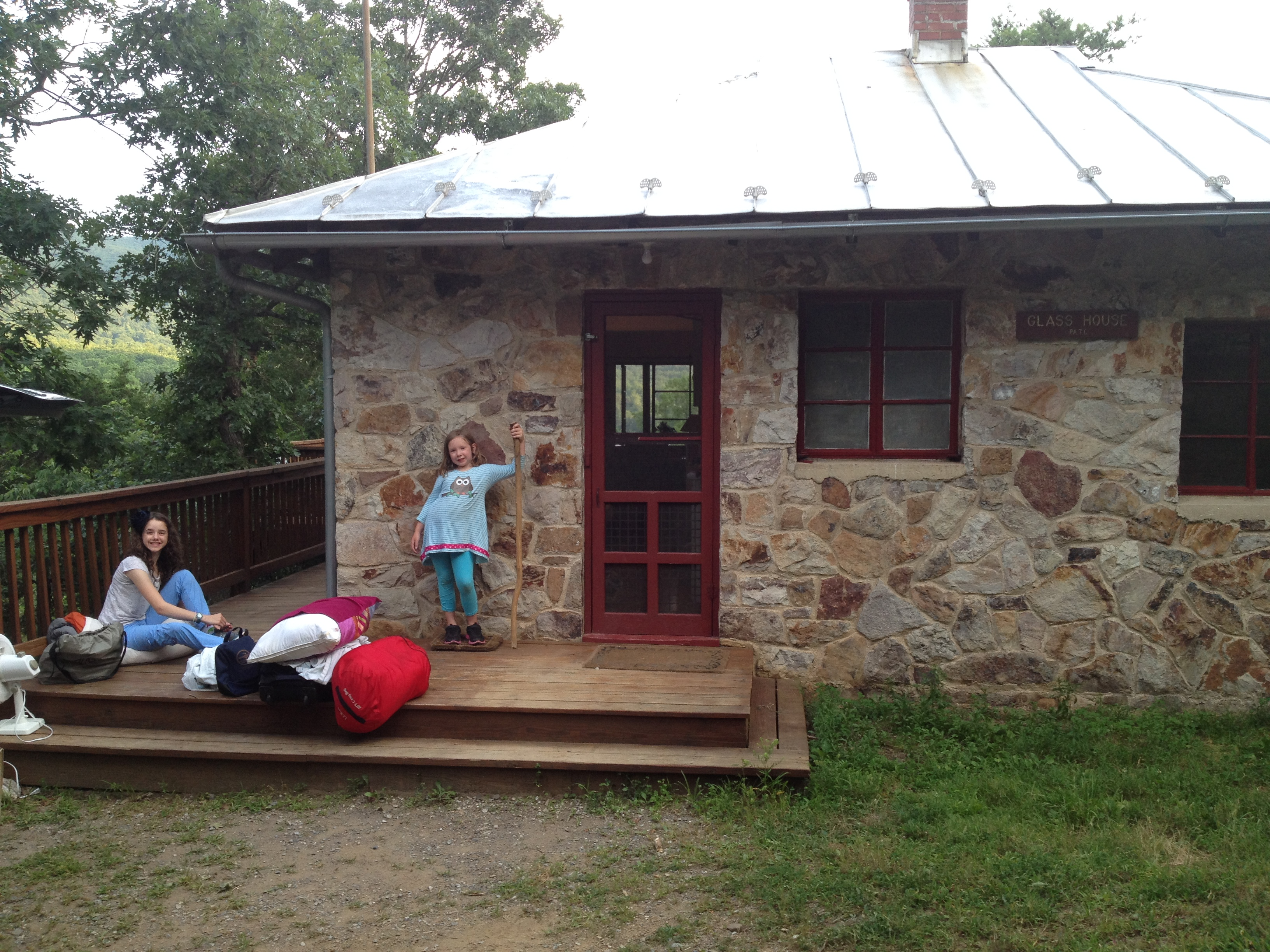 Glass House Patc Cabin : Adventures archives onfindinghappy