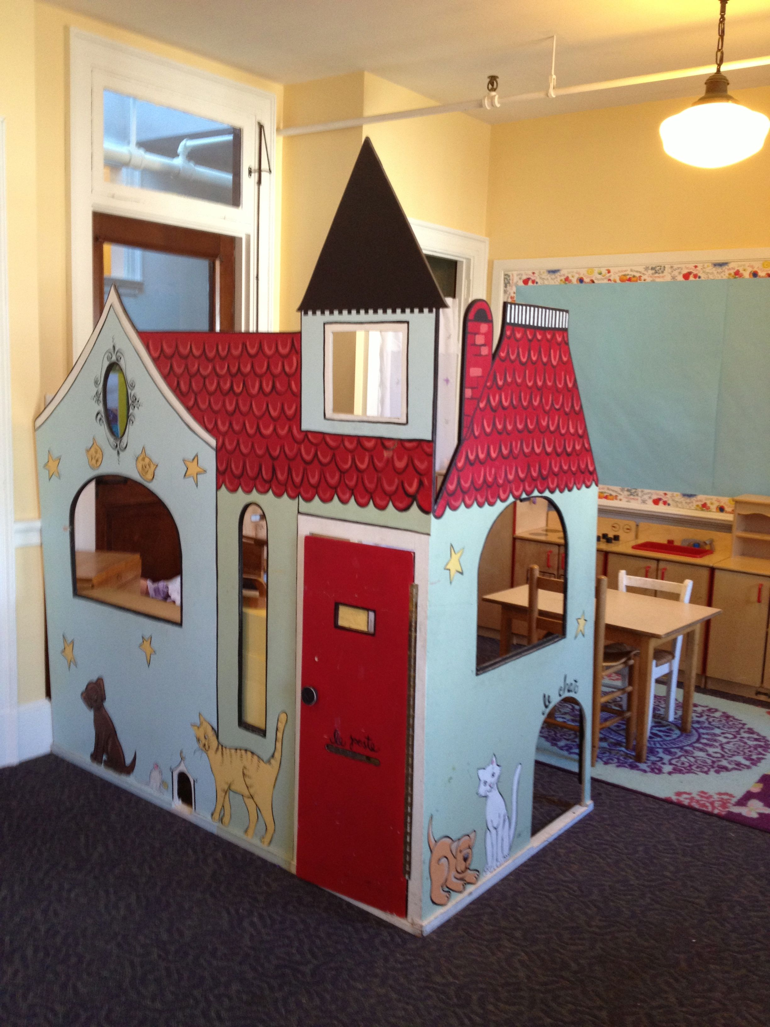 School playhouse onfindinghappy for School playhouse
